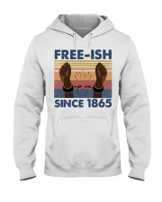 Freeish Since 1865 Hooded Sweatshirt thumbnail