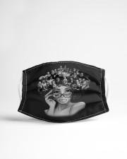 Black Girls Face Mask Cloth face mask aos-face-mask-lifestyle-22
