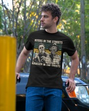 Myers In The Streets Classic T-Shirt apparel-classic-tshirt-lifestyle-front-44