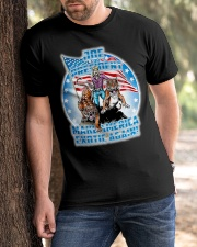 Death Before Pop Country Classic T-Shirt apparel-classic-tshirt-lifestyle-front-51