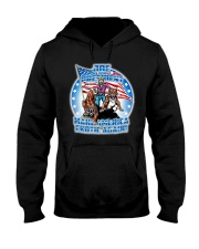 Death Before Pop Country Hooded Sweatshirt thumbnail