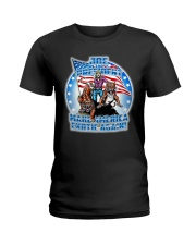 Death Before Pop Country Ladies T-Shirt thumbnail