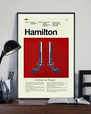 Hamilton An American Musical 11x17 Poster lifestyle-poster-2