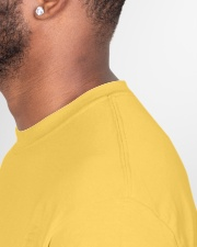 Black TV Dads Classic T-Shirt garment-tshirt-unisex-detail-right-sewing-01