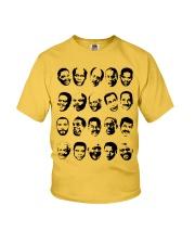 Black TV Dads Youth T-Shirt tile