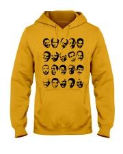 Black TV Dads Hooded Sweatshirt tile
