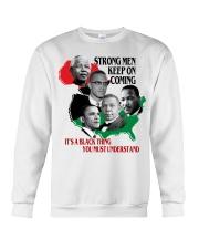 Strong Men Crewneck Sweatshirt tile