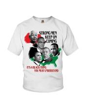 Strong Men Youth T-Shirt tile