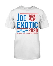 Make US Exotic Again Classic T-Shirt front