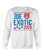 Make US Exotic Again Crewneck Sweatshirt thumbnail