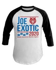 Make US Exotic Again Baseball Tee thumbnail