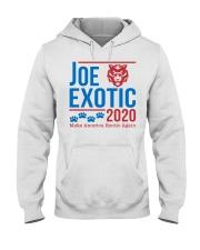 Make US Exotic Again Hooded Sweatshirt thumbnail
