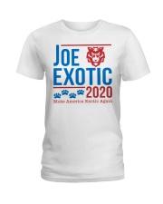 Make US Exotic Again Ladies T-Shirt thumbnail