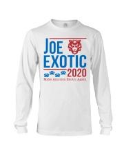 Make US Exotic Again Long Sleeve Tee thumbnail