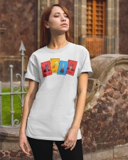 The Office Loteria Classic T-Shirt apparel-classic-tshirt-lifestyle-06