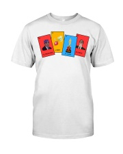 The Office Loteria Classic T-Shirt front
