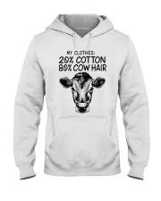 Cow Hair Hooded Sweatshirt thumbnail