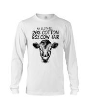 Cow Hair Long Sleeve Tee thumbnail