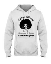 I Have A Black Daughter Hooded Sweatshirt tile