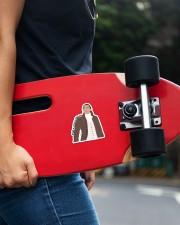Raise A Glass Sticker Sticker - Single (Vertical) aos-sticker-single-vertical-lifestyle-front-21