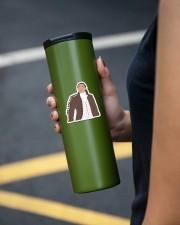 Raise A Glass Sticker Sticker - Single (Vertical) aos-sticker-single-vertical-lifestyle-front-38