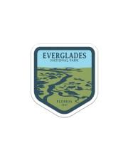 Everglades Sticker - Single (Vertical) front
