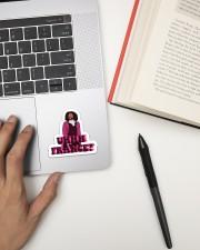 The France Sticker Sticker - Single (Vertical) aos-sticker-single-vertical-lifestyle-front-12