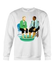 Mr Rogers Neighborhood Being Black Crewneck Sweatshirt tile