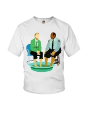 Mr Rogers Neighborhood Being Black Youth T-Shirt tile