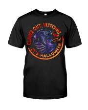 Claws Out Witches Classic T-Shirt front