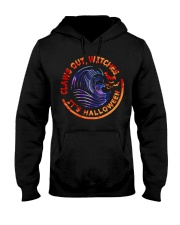 Claws Out Witches Hooded Sweatshirt thumbnail
