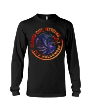 Claws Out Witches Long Sleeve Tee thumbnail