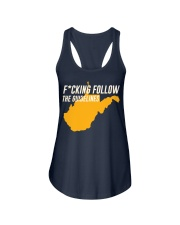 Follow The Guidelines Ladies Flowy Tank thumbnail