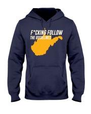 Follow The Guidelines Hooded Sweatshirt thumbnail