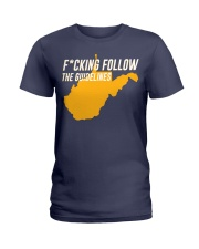 Follow The Guidelines Ladies T-Shirt thumbnail
