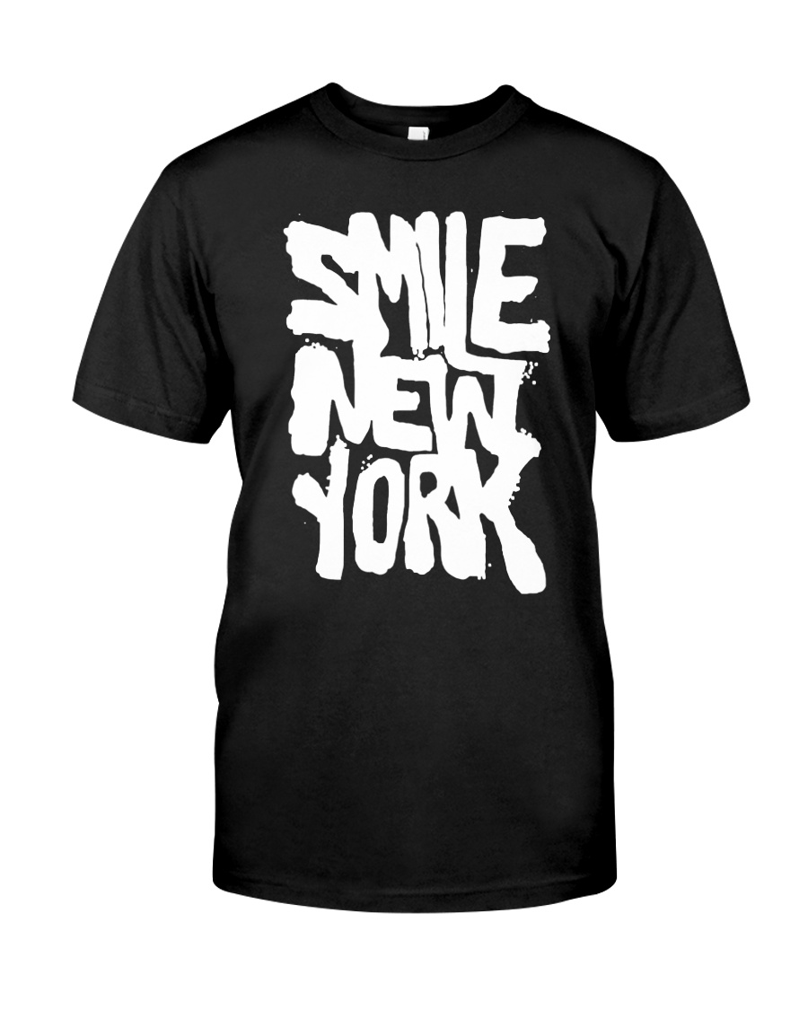 Smile NY Classic T-Shirt