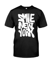 Smile NY Classic T-Shirt front
