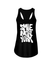 Smile NY Ladies Flowy Tank thumbnail
