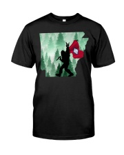 Bigfoot Arkansas Classic T-Shirt front