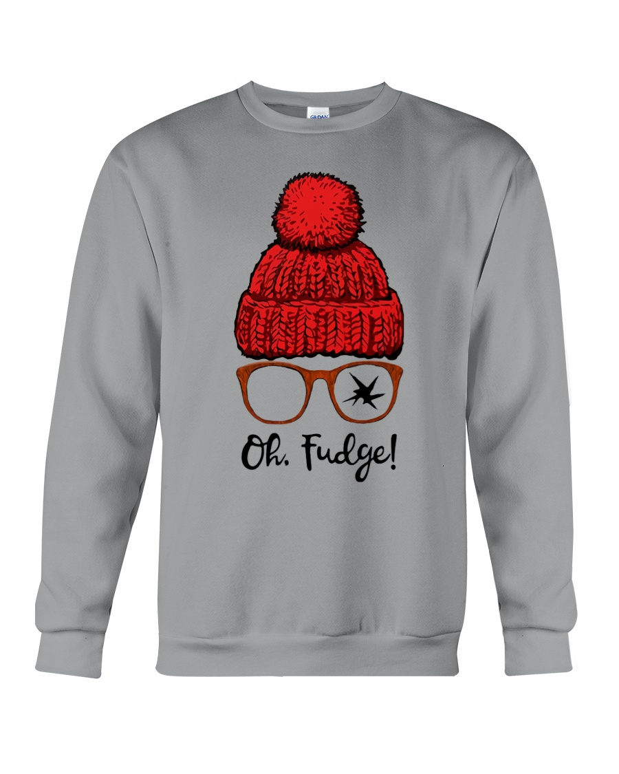 Oh Fudge Crewneck Sweatshirt