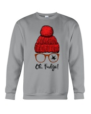 Oh Fudge Crewneck Sweatshirt front