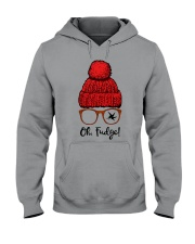 Oh Fudge Hooded Sweatshirt thumbnail