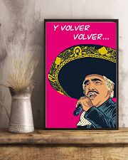 Vicente Fernández Poster 11x17 Poster lifestyle-poster-3
