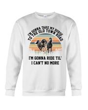 I'm Gonna Take My Horse Crewneck Sweatshirt thumbnail