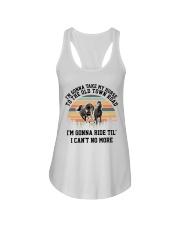 I'm Gonna Take My Horse Ladies Flowy Tank thumbnail