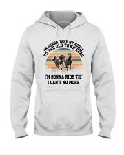 I'm Gonna Take My Horse Hooded Sweatshirt thumbnail