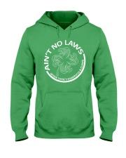 Ain't No Laws Hooded Sweatshirt thumbnail