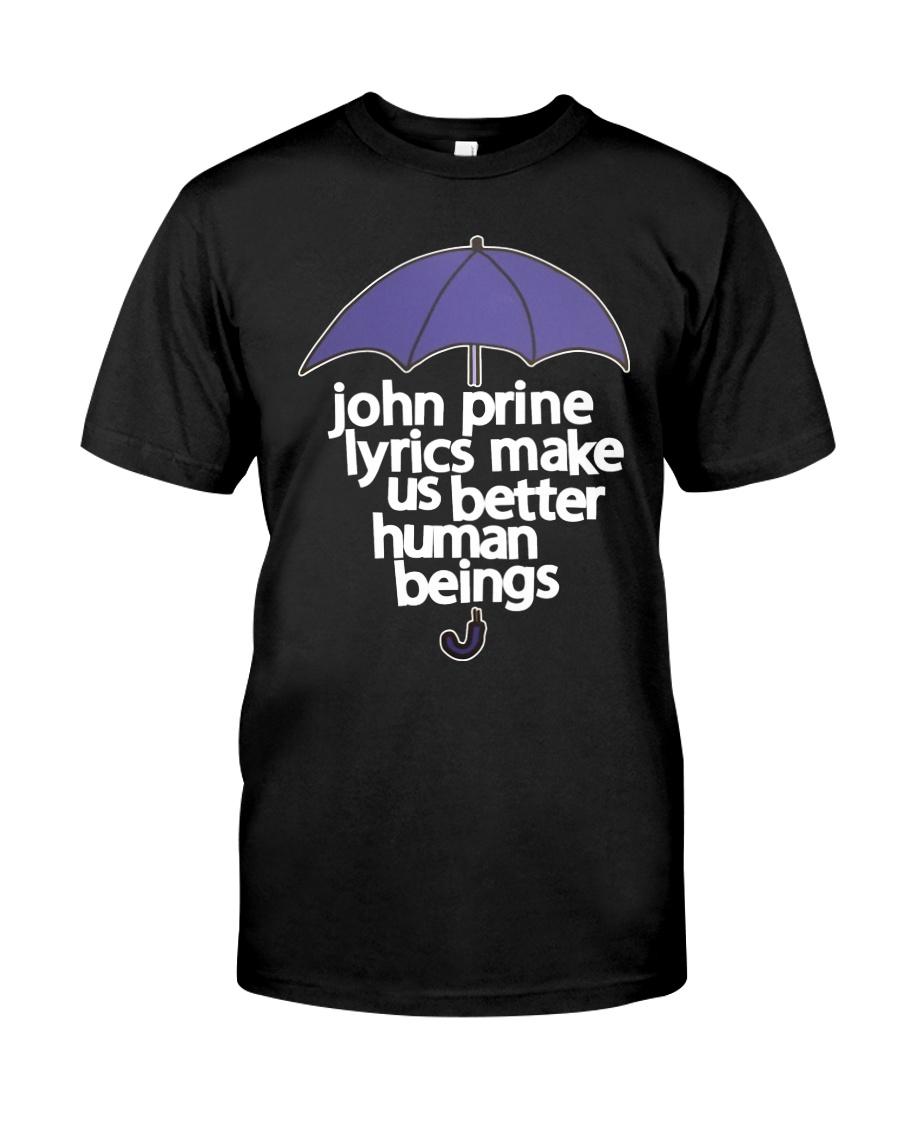 Better Human Black Classic T-Shirt