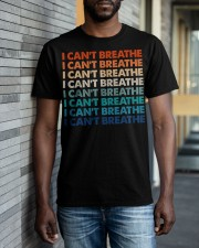 I Can't Breathe 6 Classic T-Shirt apparel-classic-tshirt-lifestyle-front-40