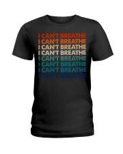 I Can't Breathe 6 Ladies T-Shirt tile